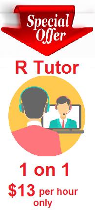 R Tutor Online